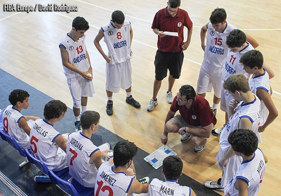 Time-out Andorra